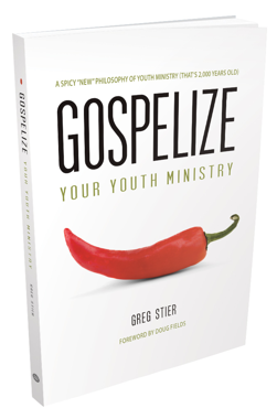 Gospelize Your Youth Ministry