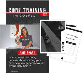 Core Training - The Gospel