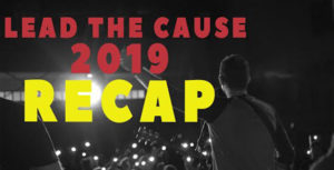 Recap of the impact from Lead THE Cause 2019